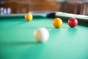 Repair Leather Pool Table Pockets